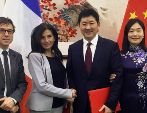 Biggest-ever Chinese greenfield investment underway in Provence