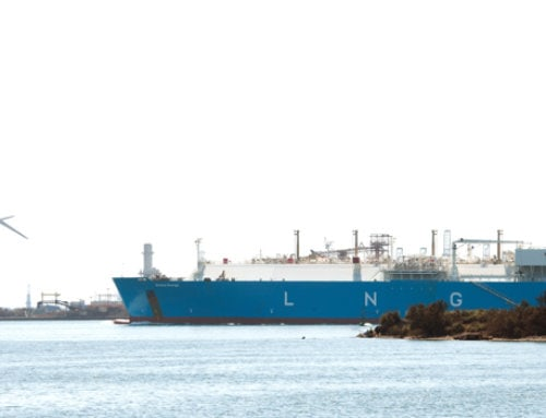 The Port of Marseille Fos moves to Liquefied Natural Gas (LNG)